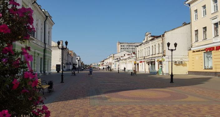 Моја Русија: Град у који никад није крочила непријатељска чизма /видео/