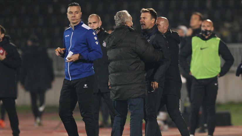 Stanojević: Kako da budem zadovoljan, pa nismo pobedili?!