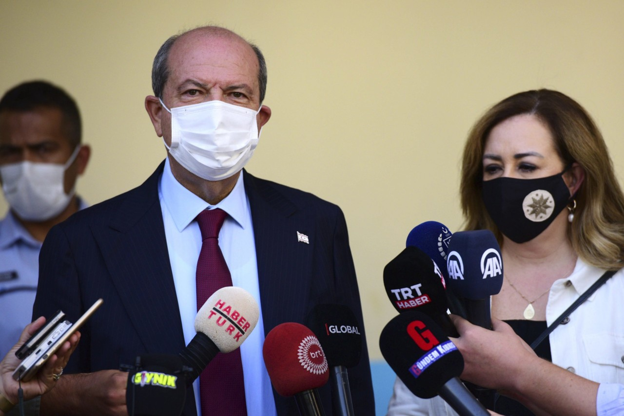 Novi predsednik turskog dela Kipra nacionalista kog podržava Ankara