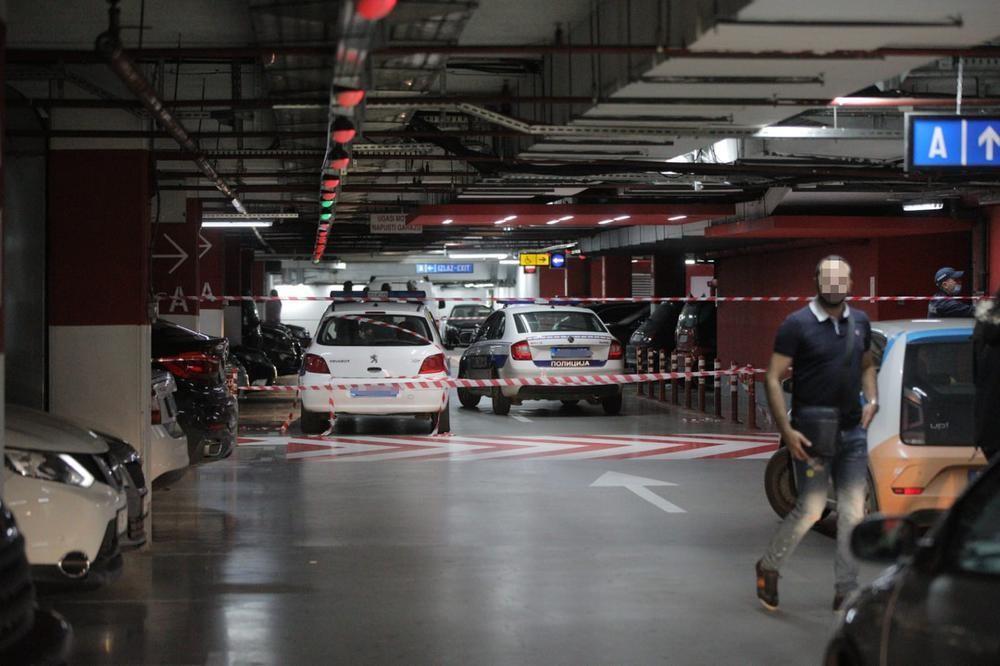 ŠOKANTNO! Šarcu u garaži tržnog centra PUCALI U GLAVU, a mesec dana ranije na Instagramu mu PRETILI NAVIJAČI