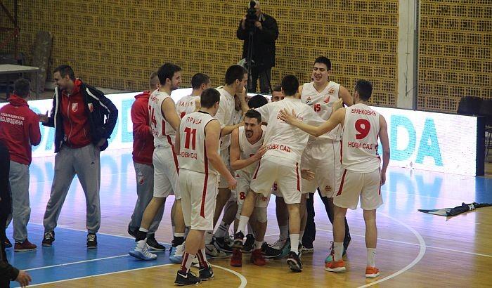Košarkaši Vojvodine sigurni protiv Pirota, četvrta uzastopna pobeda