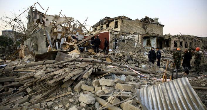 ЕУ и УН осуђују нападе на цивиле у Нагорно-Карабаху