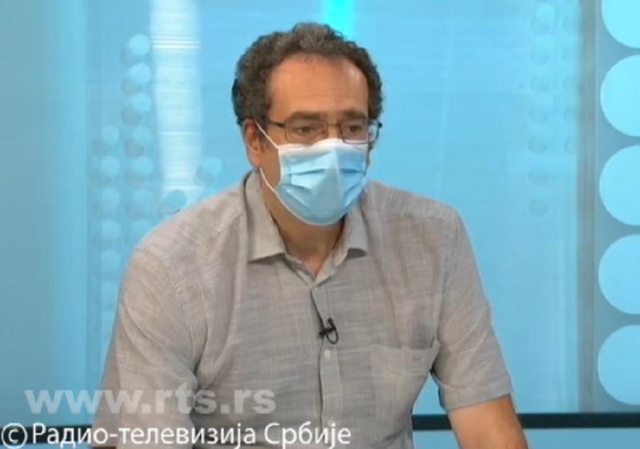 Dr Janković o uvođenju VANREDNE SITUACIJE: Brojke jasno ukazuju na opasnost