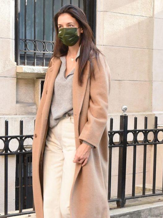 Nova street style kraljica: Katie Holmes u ultimativnim čizmama jeseni!