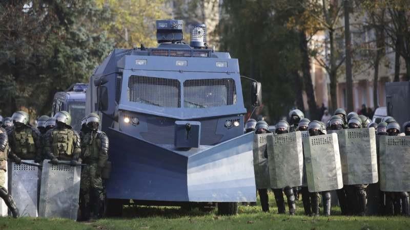 Više od 200 osoba uhapšeno na protestima u Belorusiji