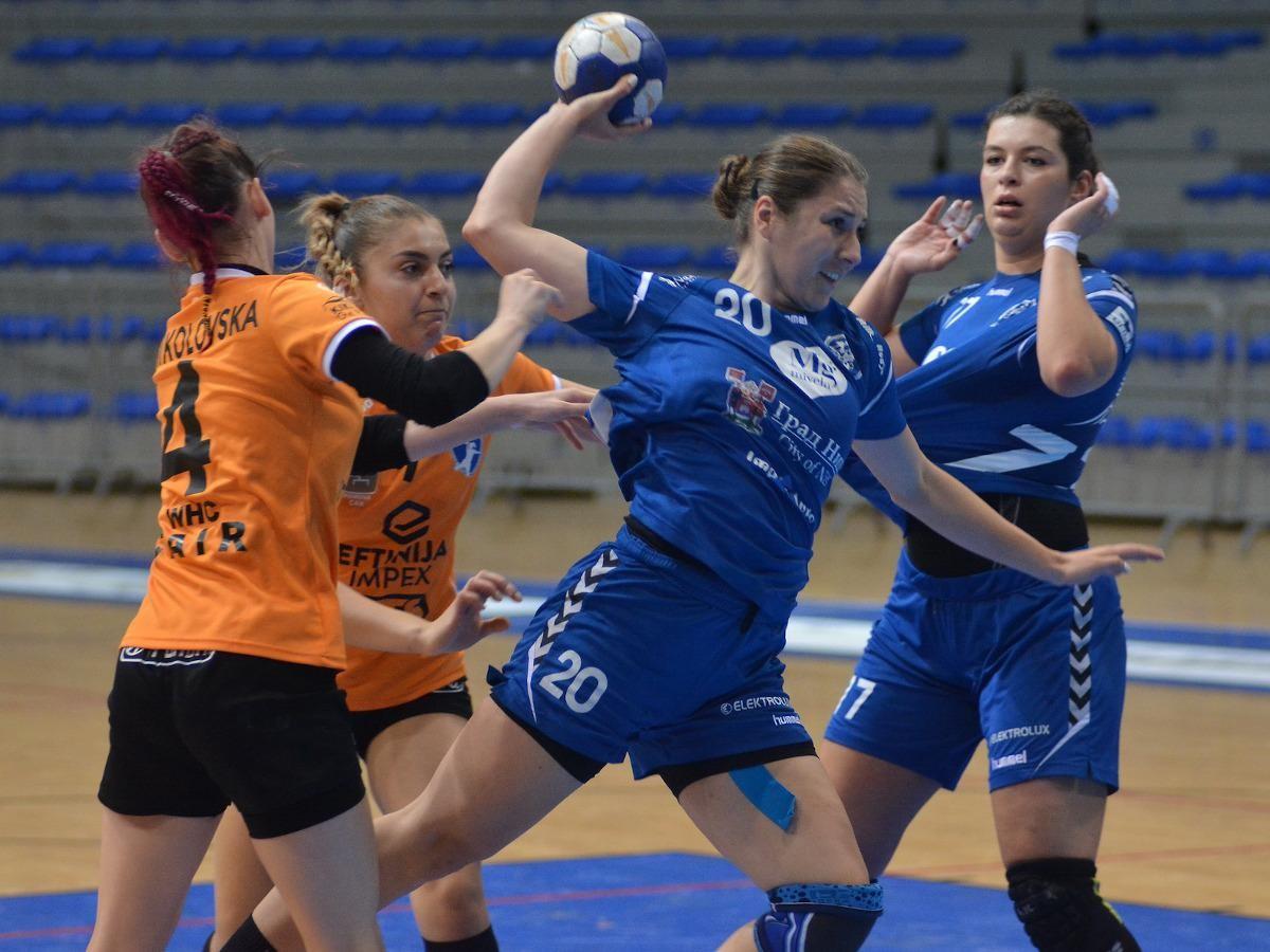 Naisa lako do trećeg kola EHF kupa