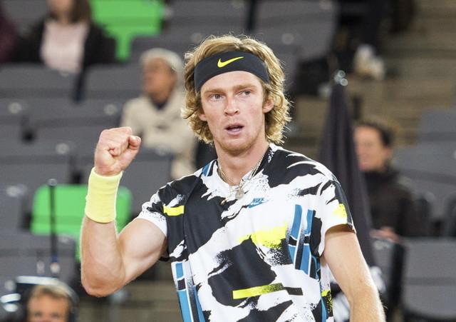 Sankt Peterburg - Rubljov uzeo trofej i izjednačio se sa Novakom!