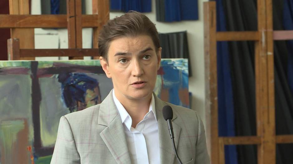 Brnabić: Ekspoze je spreman, oko 50 odsto ministara će biti žene