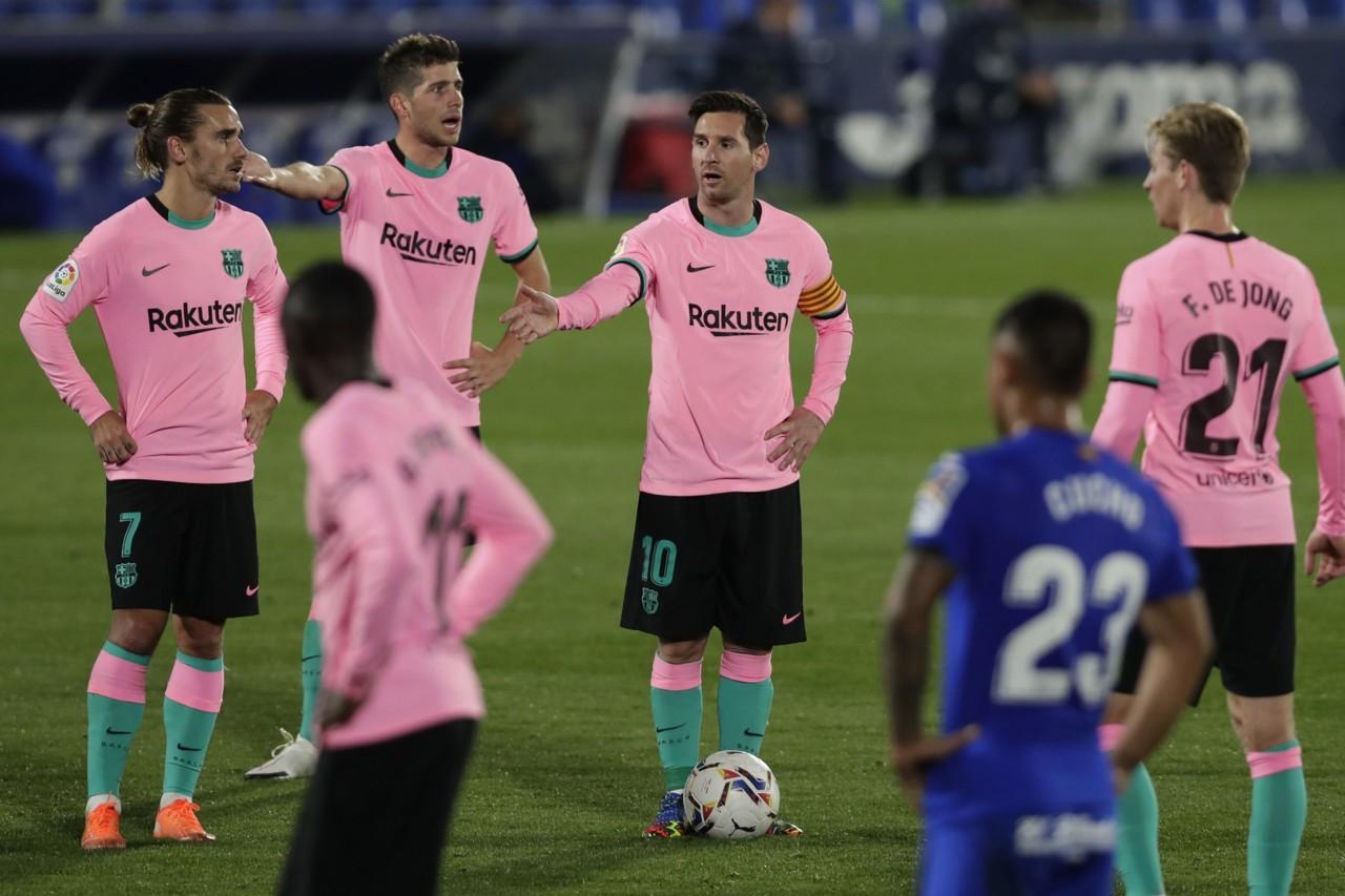 Nesloga i kriza glavni krivci za loše rezultate: Fudbaleri Barselone POSLALI PISMO upravi kluba!
