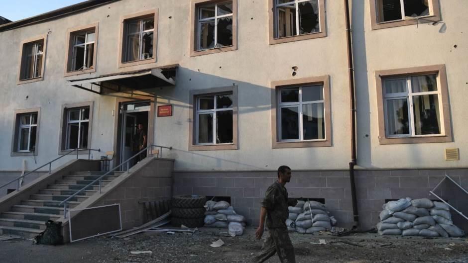 Ekipa portala Nova.rs u Nagorno-Karabahu: Tragovi razaranja na svakom koraku