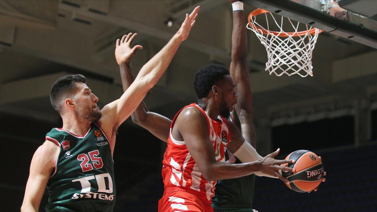 Košarkaši Zvezde ubedljivo pobedili Mornar