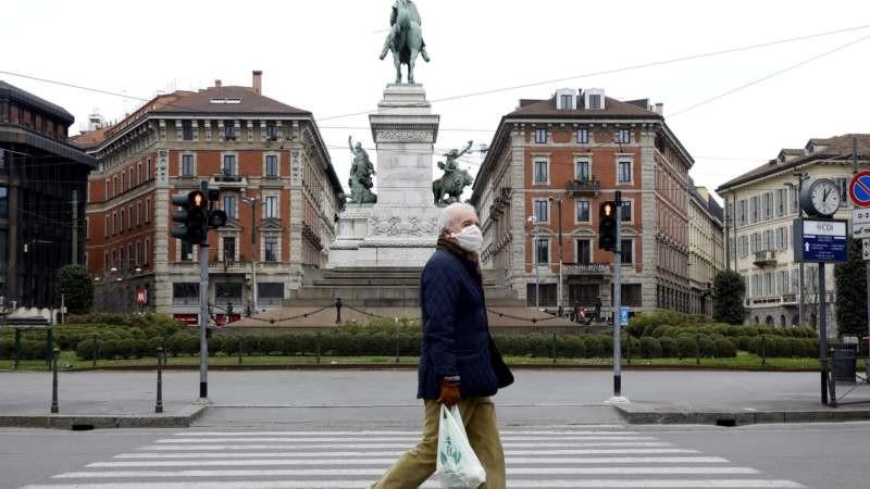 Italija: Za ekonomske posledice pandemije 40 milijardi evra