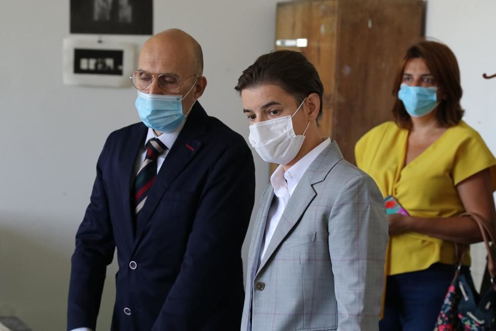 AKO NE BUDEMO DISCIPLONOVANI, ULETEĆEMO U VELIKI PROBLEM: Premijerka otkrila kakva je SITUAICJA s KORONOM u SRBIJI