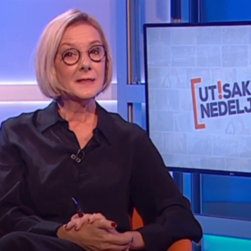 Olja Bećković tvrdi da je Vučić napravio trafo za 14 sati samo zbog njene emisije