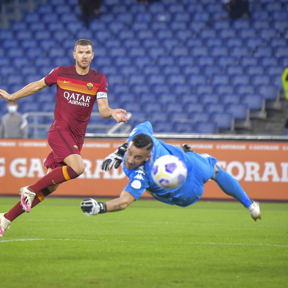 "Roma ""petardom"" na Benevento, Džeko pomerio granicu"