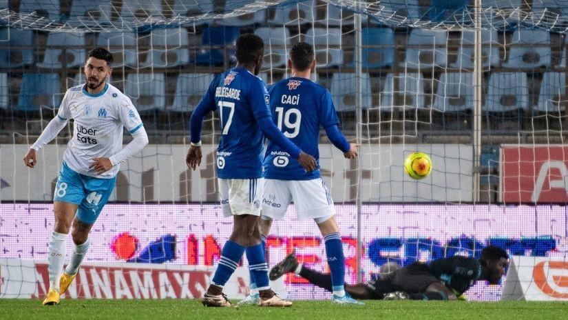 Igraju loše, jednom šutnuli na gol i pobedili: Vredelo je čekati volej Sansona (VIDEO)