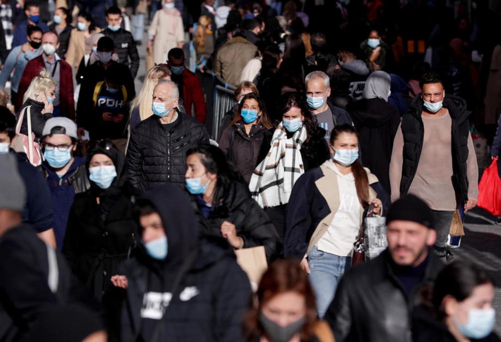 NASTAVLJA SE NIZ: Još jedna evropska država zaključana