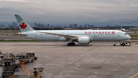 Air Canada u novembru otkazala 27.000 letova