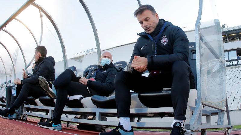 Sve veći broj zaraženih fudbalera u Partizanu pred meč sa Spartakom