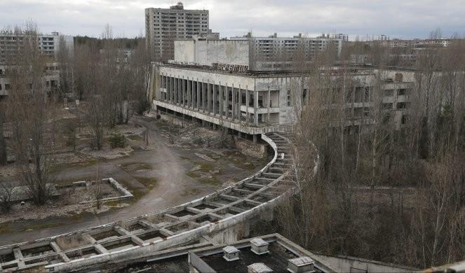 POLICIJA KOD ČERNOBILJA ZATEKLA DVA ČOVEKA Imali su kante, a ono što su rekli da su tamo radili zaprepastilo je sve