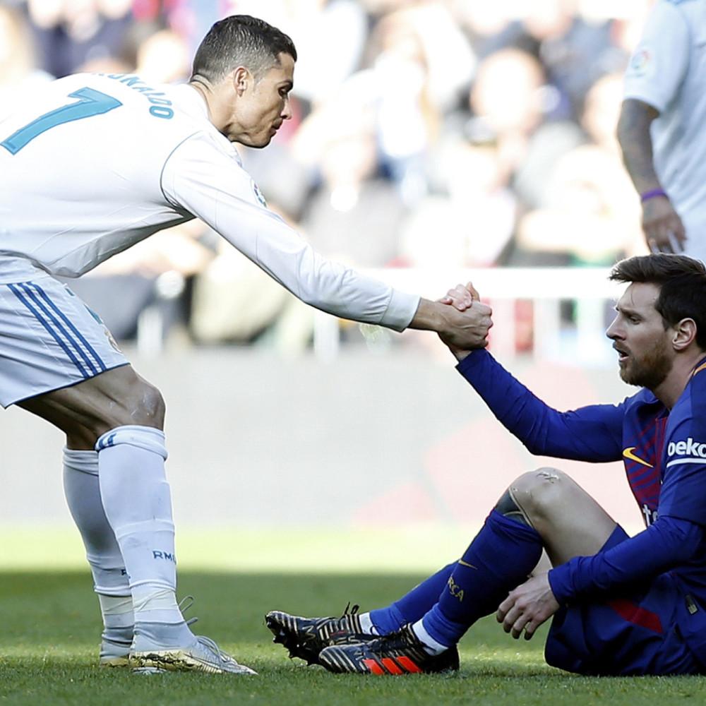 Smejali su se Mesiju kako se šeta po terenu, ali ovaj Ronaldov snimak svima je začepio usta (VIDEO)