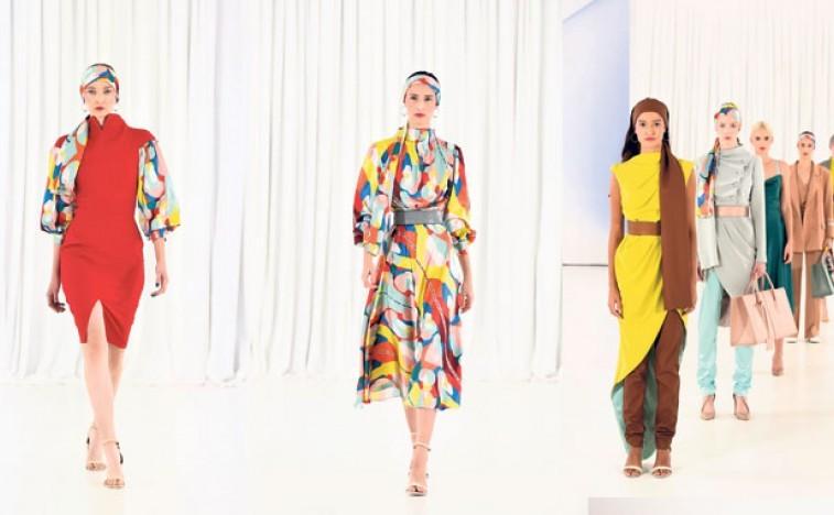 Богатство боја и принтова за нову модну сезону