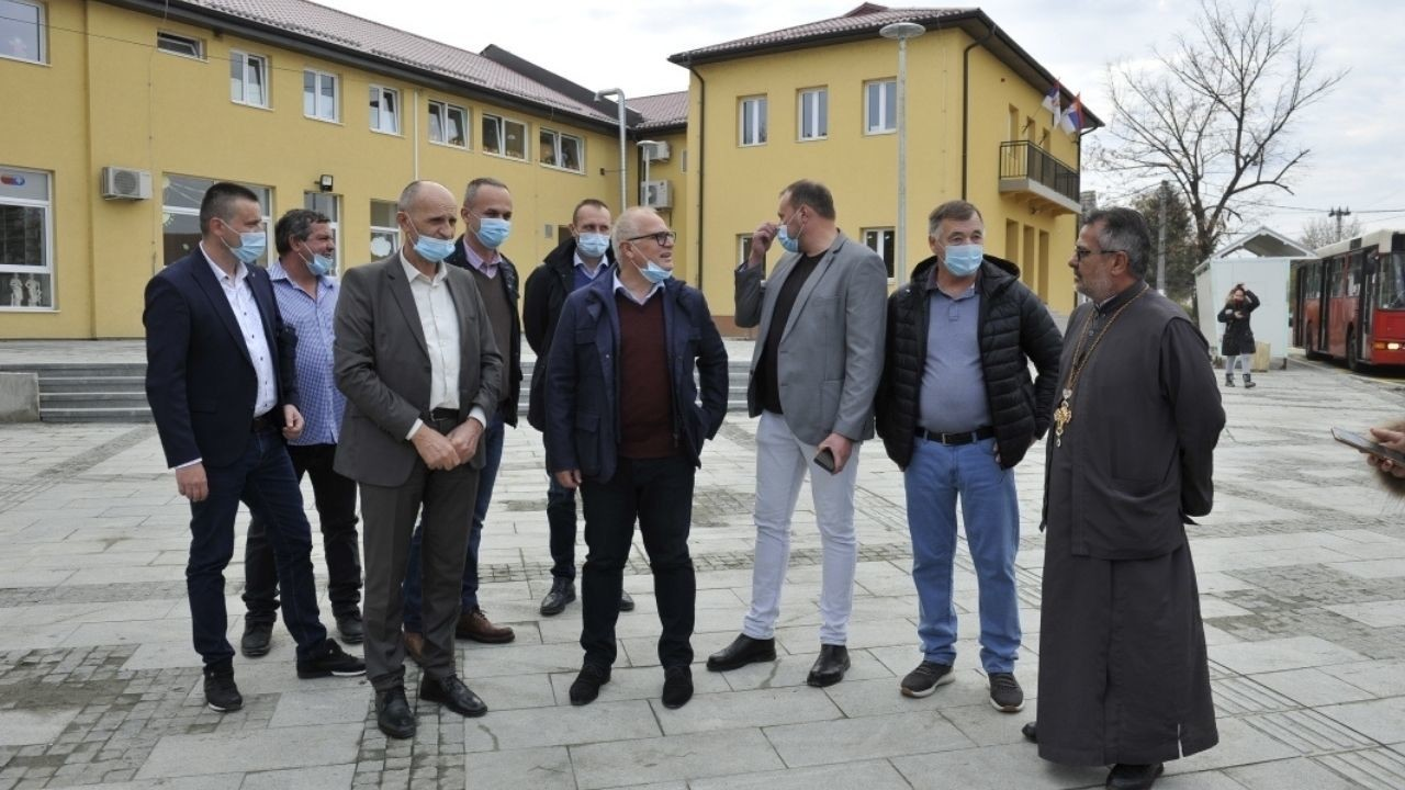 Surčin dobija tri trga, završava se prvi u Boljevcima