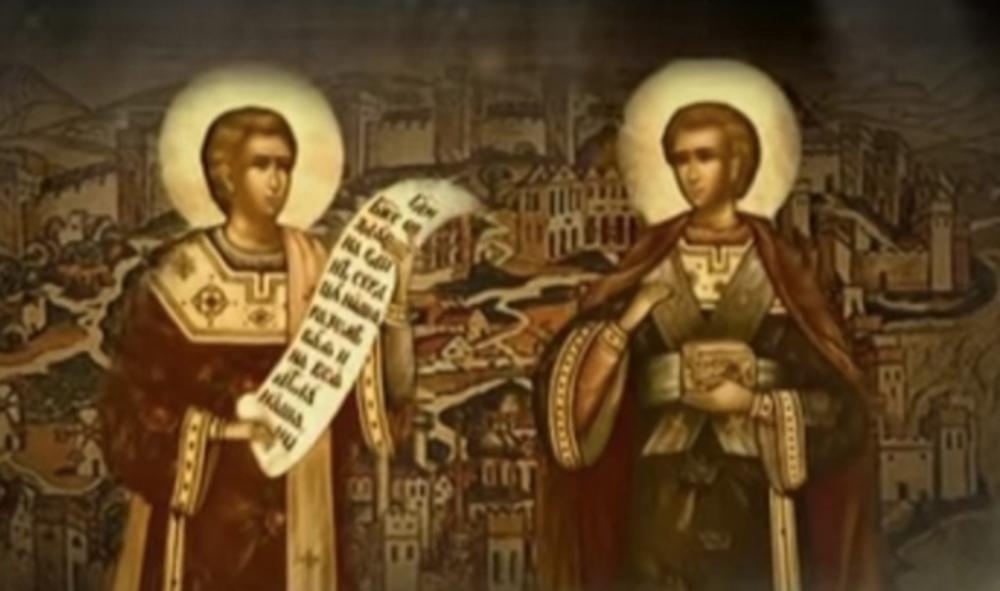 DANAS SLAVIMO SVETE MUČENIKE MARKIJANA I MARTIRIJA: Pomolite se za spas duše i izgovorite OVE reči OBAVEZNO!