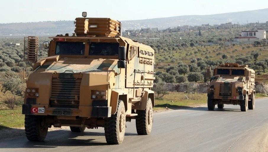 TURCI NASTAVLjAJU POVLAČENjE U SIRIJI: Pao je i Šer Mager, ruska i Asadova vojska zauzimaju njihove položaje