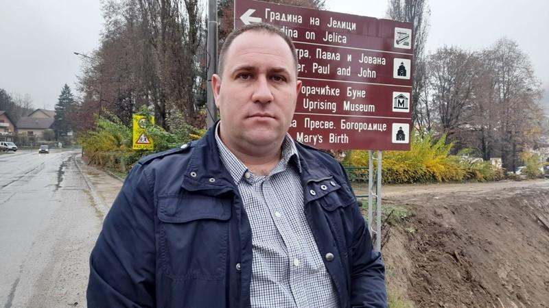 Миленковић: Драгачевски потоци биће стављени под контролу