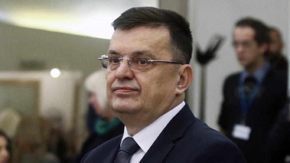 Predsedavajući Saveta ministara BiH Zoran Tegeltija pozitivan na korona virus