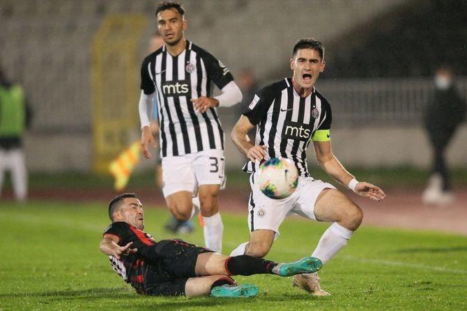 Sve što bi trebalo da znate o meču Spartak - Partizan? Crno-beli bez šestorice bez prava na kiks