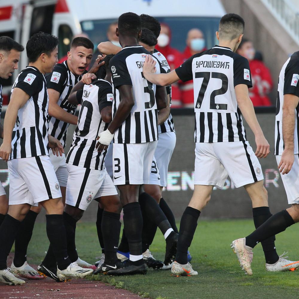 Partizan pravo niotkuda dobio veliko pojačanje za meč protiv Spartaka