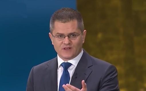 Jeremić: Vučiću će se kockanje na Trampa obiti o glavu