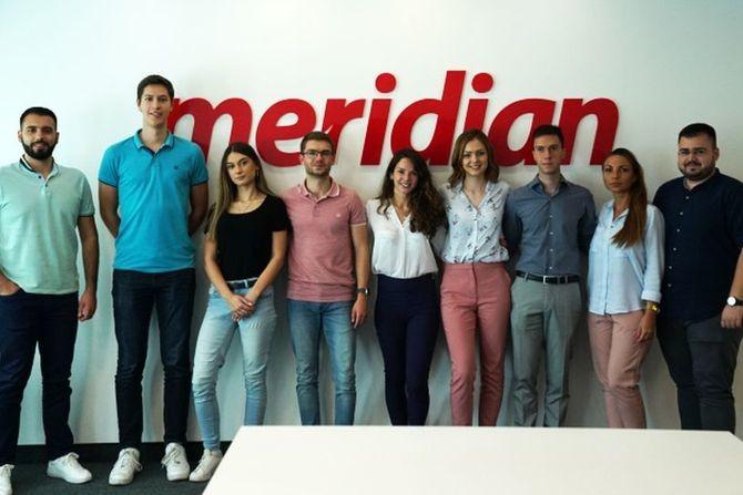Oni su budućnost Srbije - Meridian uručio stipendije najboljim studentima u 2020.