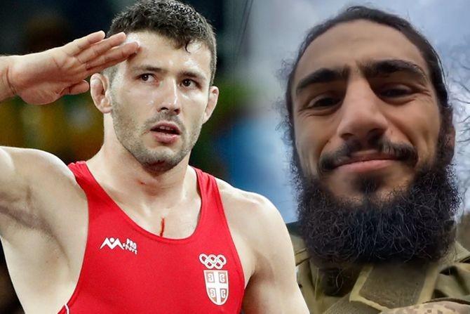 Štefanek ga pobedio za zlato u Riju, sad je vojnik na ratištu i bori se za svoj narod u Jermeniji