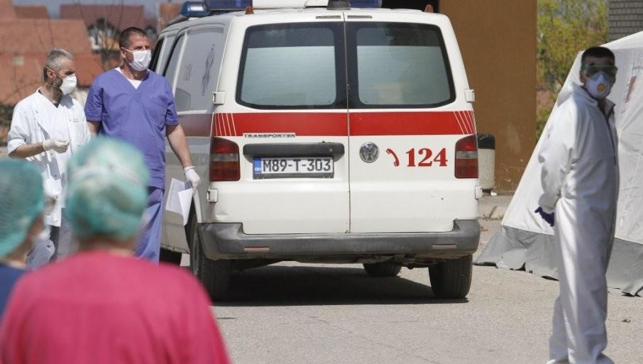 CRNI KORONA REKORDI U REPUBLICI SRPSKOJ: Preminule čak 23 osobe za jedan dan, zaraženo 609 ljudi