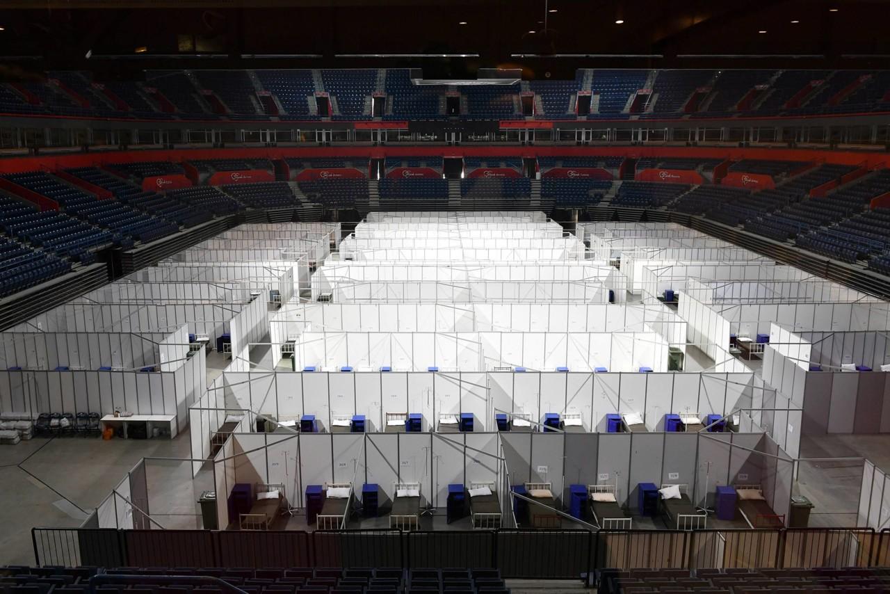 U areni već popunjeno DVE TREĆINE kapaciteta