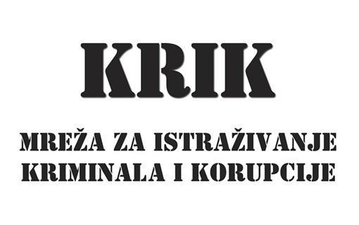 Dojčinović (KRIK): Umesto rata mafiji, opomena partnerima