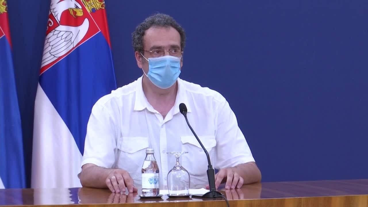 Janković: Predložili smo da objekti rade do 17 časova