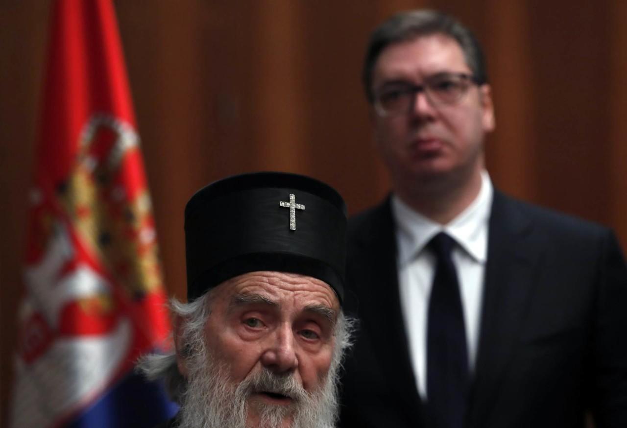 Đenović: Za vreme patrijarha Irineja stvorena jedna crkveno-politička sprega