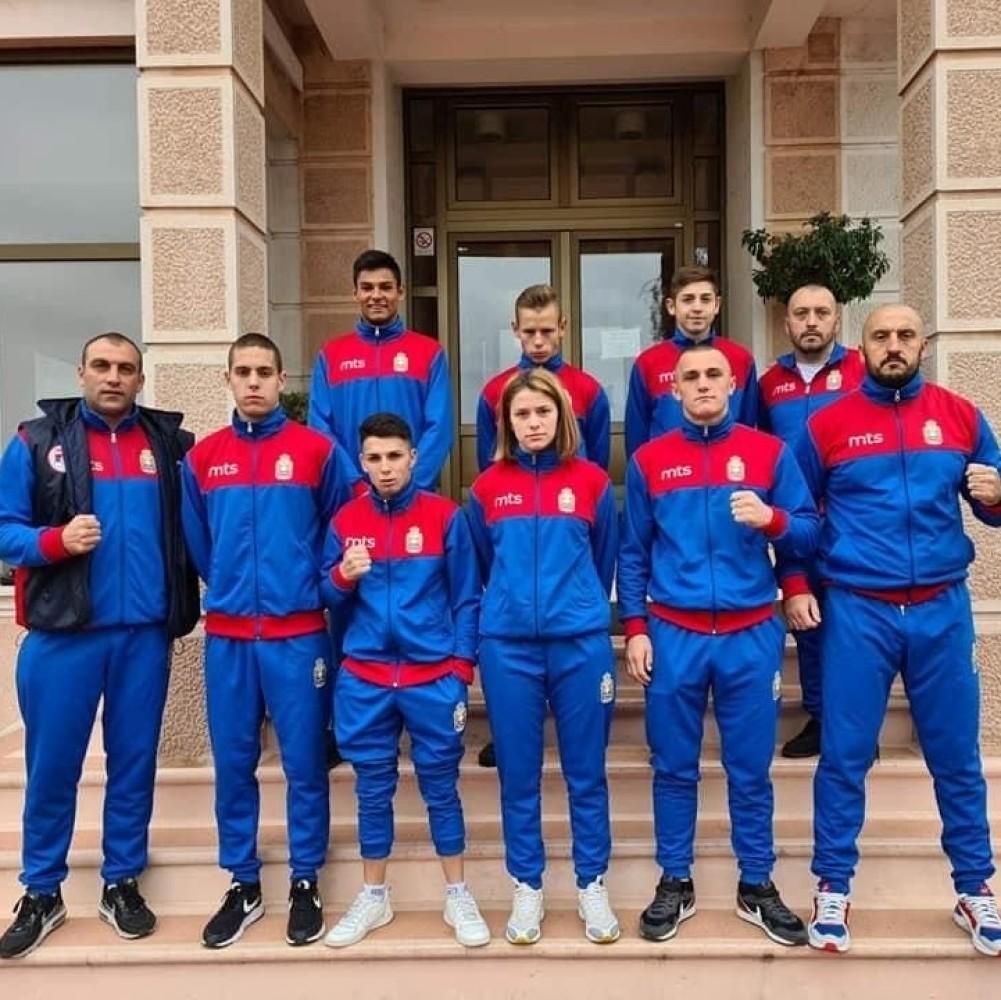 Srpski bokseri osvojili dve medalje u Budvi