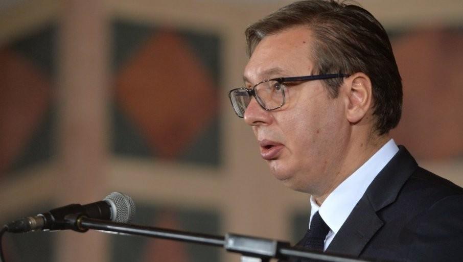 NASTAVLjEN IZLIV MRŽNjE NA TVITERU: Vređaju decu predsednika Vučića
