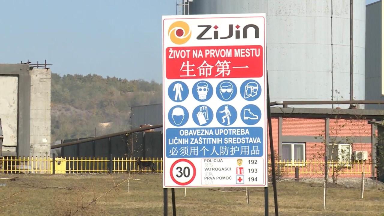 Kineski radnici u Rakiti u štrajku: Ziđin bruka ime naše zemlje, tužićemo ga