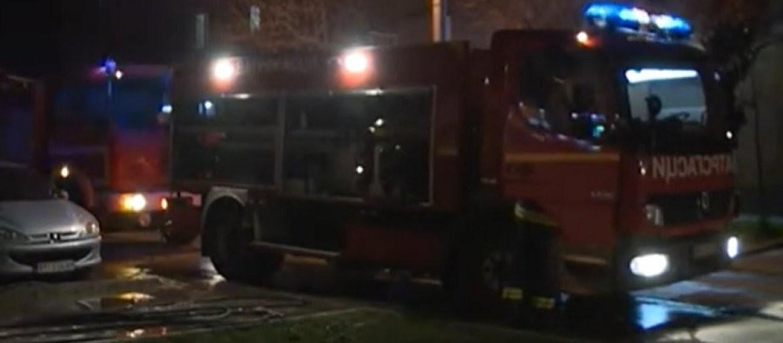 UŽAS U VALJEVU: Izgoreo poznati KAFIĆ u centru GRADA, ni tri vatrogasna vozila nisu uspela da ugase POŽAR!