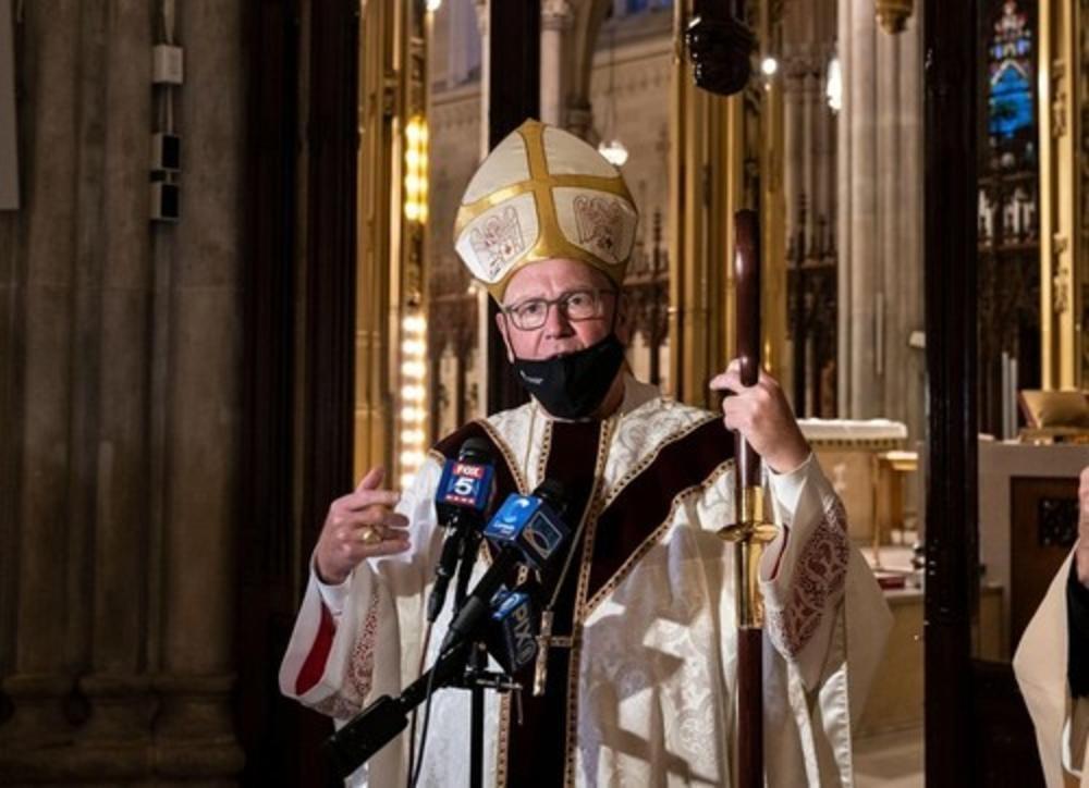 NJUJORŠKI KARDINAL UPOZORIO BAJDENA: Oko ovoga katolici neće pregovarati sa novim predsednikom SAD! (VIDEO)