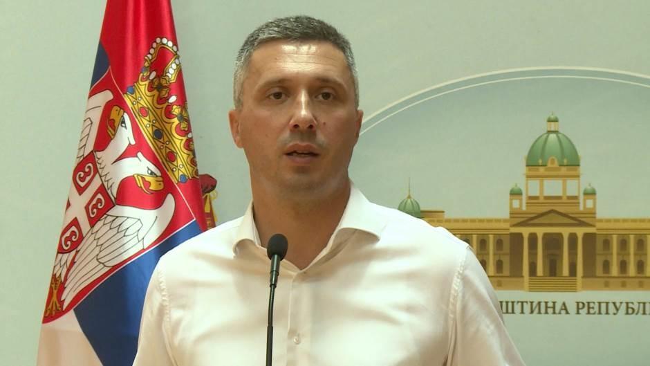Obradović: Vučić izgubio na sudu kao što bi izgubio u svakoj poštenoj utakmici