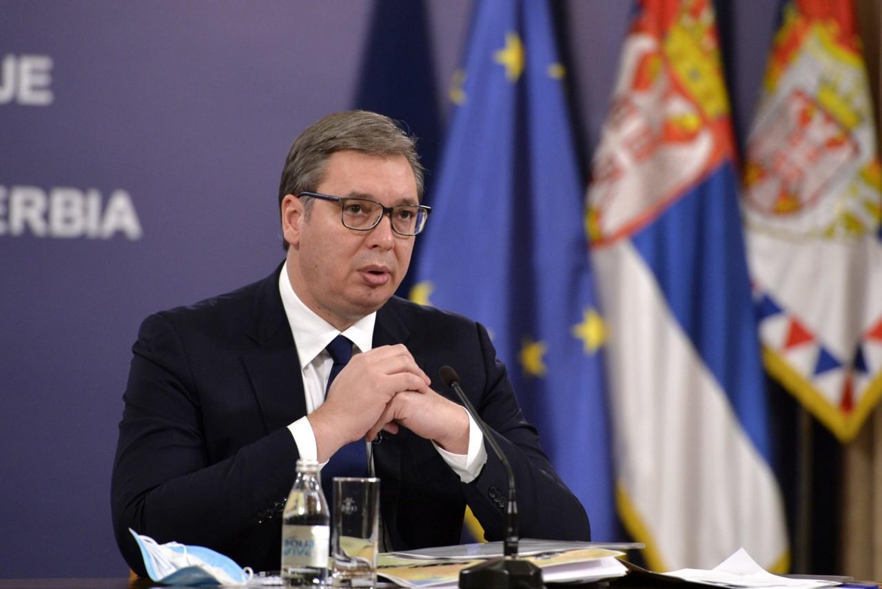 Vučiću jedna stvar ulepšala dan na Zlatiboru: Predsednik je odmah sve objavio na Instagramu (FOTO)