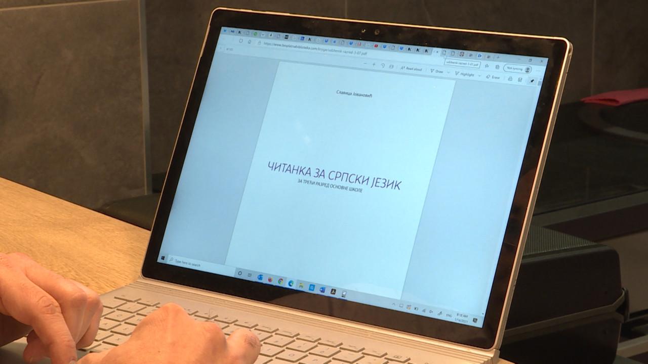 Profesor obezbedio onlajn udžbenike, računica izdavača – tako će biti skuplji