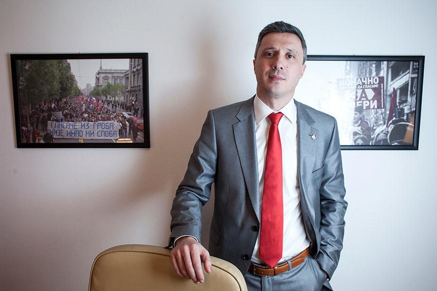Obradović: Vučić izgubio na sudu kao što bi izgubio u svakoj poštenoj utakmici; Vučić: Dokaz da je pravosuđe nezavisno